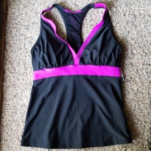 436cd3d28b NWT CHAMPION Tankini Swim Top SZ. M 8-10 Racerback